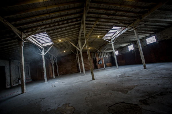 Warehouse Film Location in Los Angeles - Warehouse for
