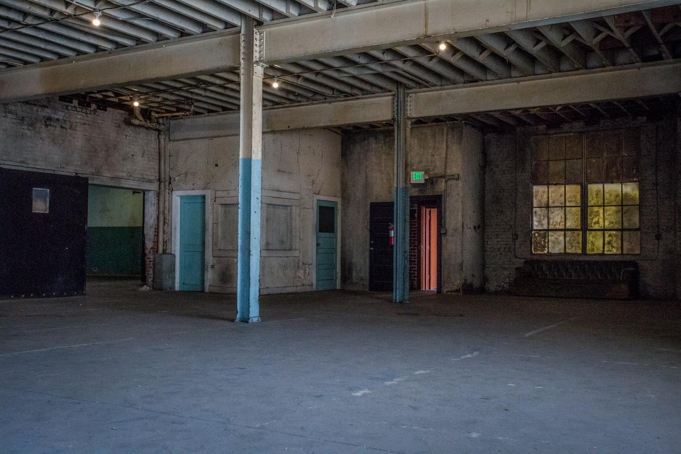 jesse st warehouse