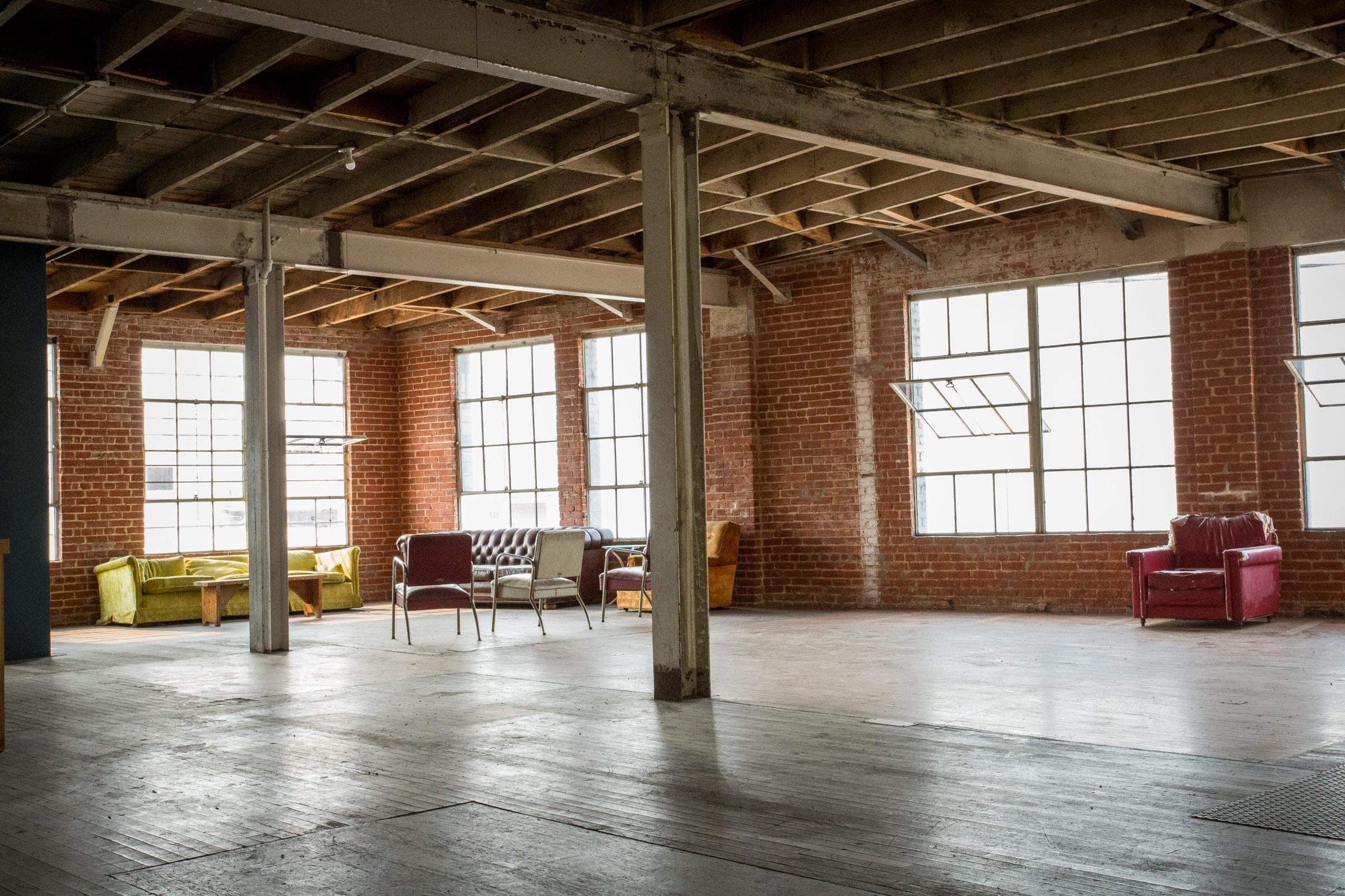 Warehouse Film Location