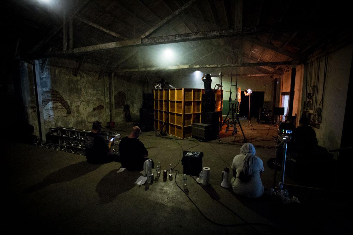 warehouse for shooting dtla