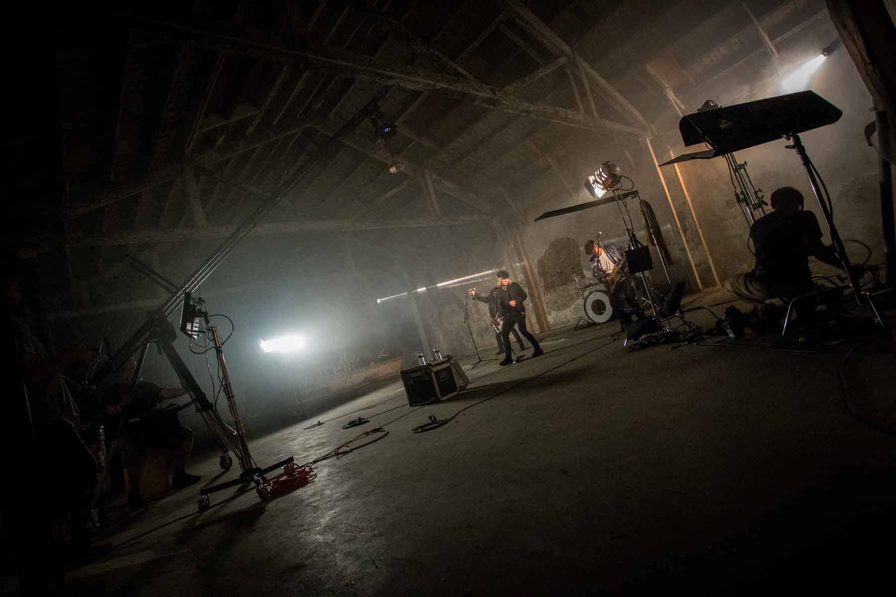 warehouse film locations los angeles